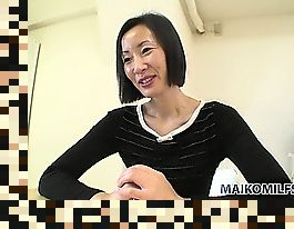 asian mature amateur